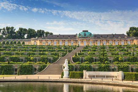 Sanssouci Palace, Potsdam, Duitsland