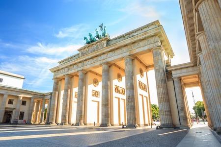 Brandenburg Gate of Berlin, Germany