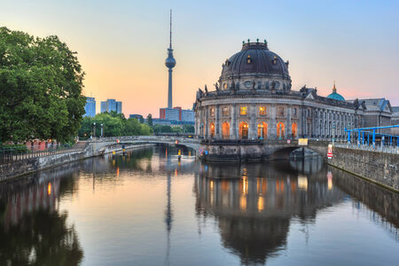 bode: Bode Museum, Berlin, Germany Editorial