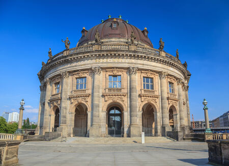Bode Museum, Berlin, Germany Stock Photo
