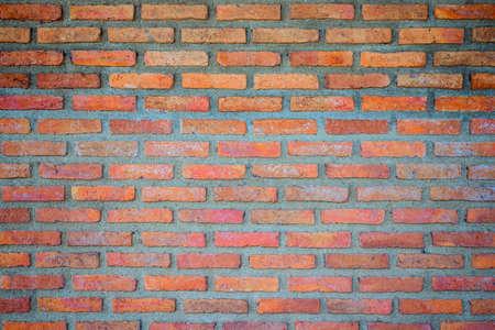 brick clay: clay brick wall