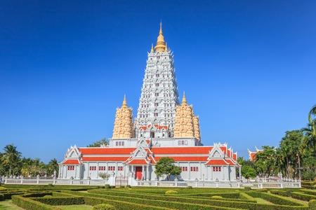 pattaya: Indian style Pagoda at Pattaya, Thailand