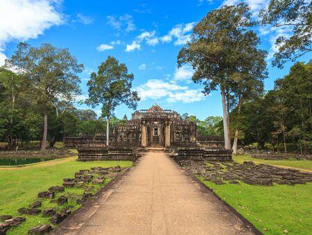 siem reap: Baphuon temple at Angkor Wat, Siem Reap, Cambodia