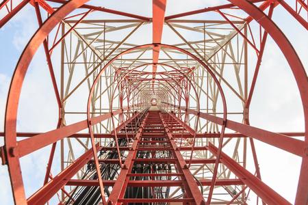 telecom: look up under telecommunication tower