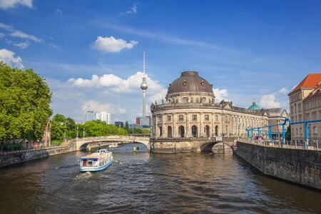 bode: museum island at Berlin Germany