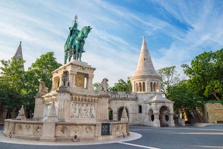 Fischerbastei - Budapest - Ungarn Standard-Bild - 43272440