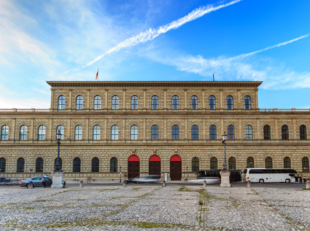 fine arts: Bavarian Academy of Fine Arts - Munich -Germany