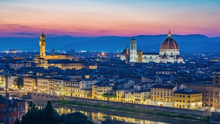 cathedral: Florence city skyline - Florence - Italy