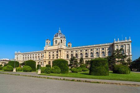 natural history museum: Natural History Museum - Vienna - Austria