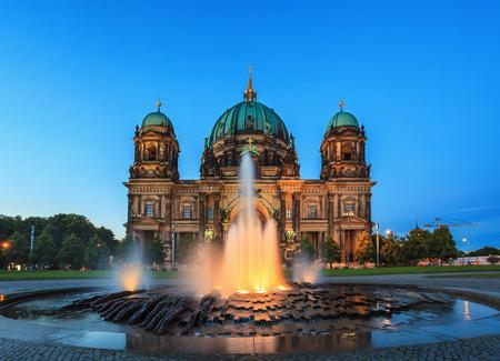 dom: Berlin Cathedral or Berlin Dom - Berlin - Germany