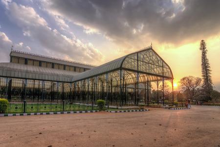 Lalbagh park , Bangalore , India
