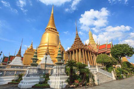 Wat Phra Kaew: Wat Phra Kaew Temple , Bangkok , Thailand