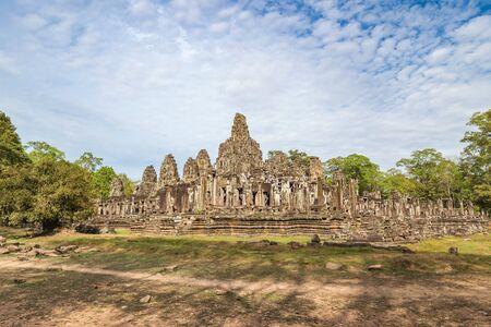 bayon: Bayon Temple , Siem Reap , Cambodia
