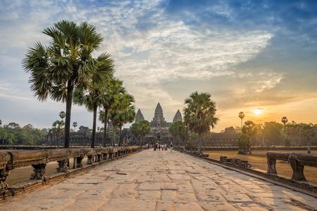siem: Angkor Wat Temple , Siem Reap , Cambodia