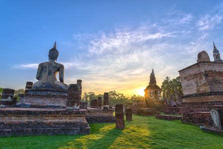 sukhothai: Sukhothai Historical Park, Thailand Stock Photo
