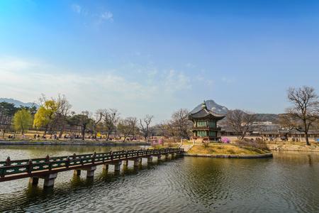 gyeongbokgung: Gyeongbokgung Palace, Seoul, South Korea
