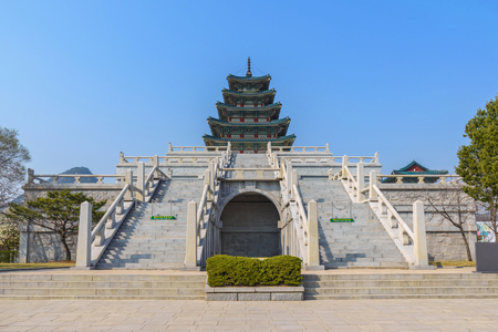 National Folk Museum, Seoul, South Korea