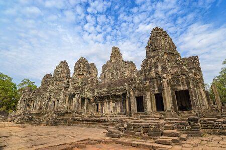 siem reap: Bayon Temple, Siem Reap, Cambodia