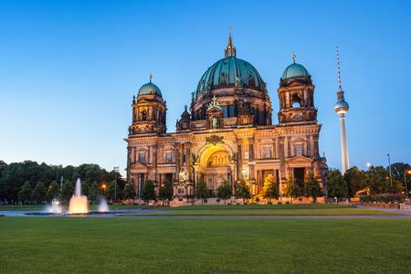 Berliner Dom, Berlin, Deutschland Standard-Bild - 64429365