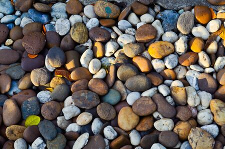 colourful rock Stock Photo