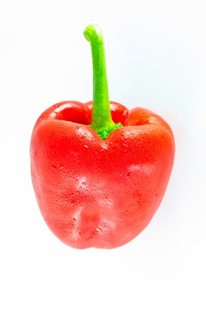 The red bell pepper 2