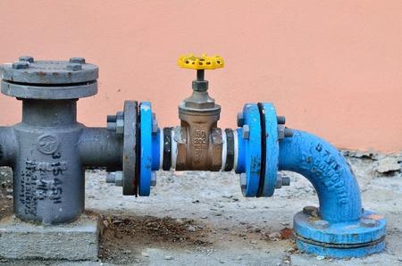 water pipe: de control de agua la tuber�a