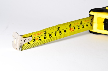 tape measure isolate