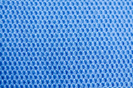 chequered drapery: Texture of shirt close up shot Stock Photo