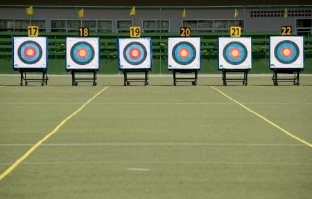 archery target Stock Photo - 23112342