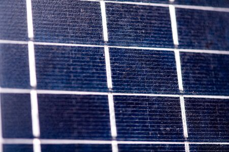 some dust on solar cells defective to receive sun ray.