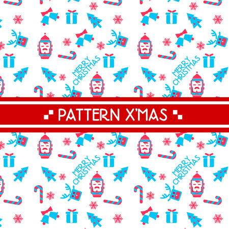christmas pattern raindear card texture