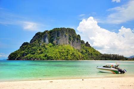 aonang: Beautyful island in Krabi Thailand (Asia Travel)