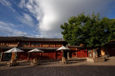 compile: Lijiang old Town yunnan