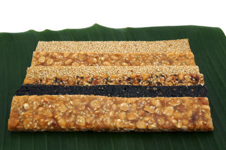 Grains, Thai sweets, diet and breakfast photo