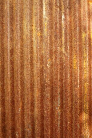 Old zinc sheet Fill with beautiful rust Stock Photo - 12381024