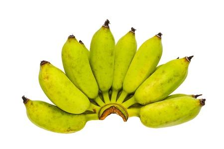 bananas isolated on white Stock Photo - 14150019