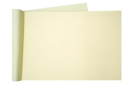 cream colour: Carta color crema vuoto Archivio Fotografico