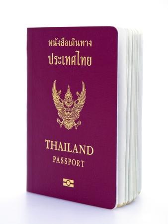 Passport book Stock Photo - 15218963