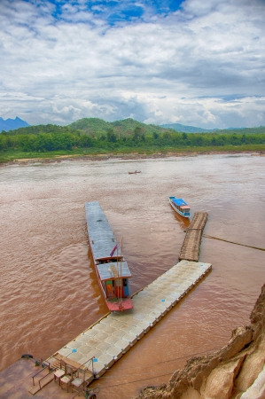 kong river: The beautiful parts of the mekong or Kong river