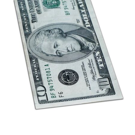 Close up of cash  photo