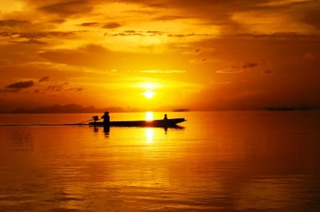sunset sky, thailand. Stock Photo - 16153039