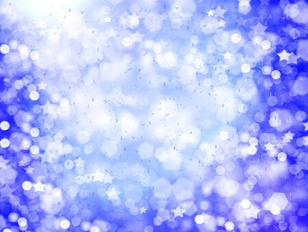 diffuse background, winter colors, bokeh effect  photo