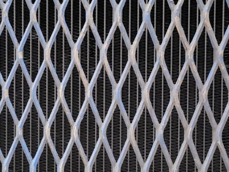 steel panel filter Stock Photo - 17313388