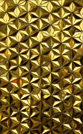 golden glass seamless mosaic photo