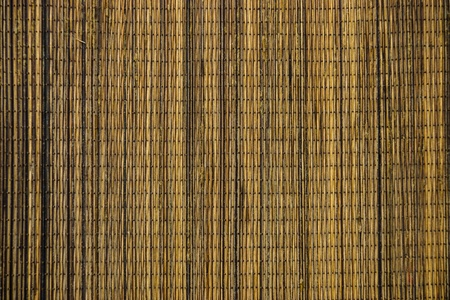 rattan mat: The weave from palm fiber. Used for decoration.