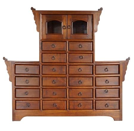 Antike Holzkiste