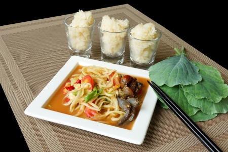 Thai Local cuisine