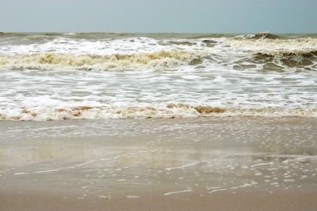 intensity: Sea waves, intensity in monsoon season.