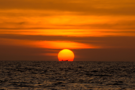 Andaman Sunset  photo