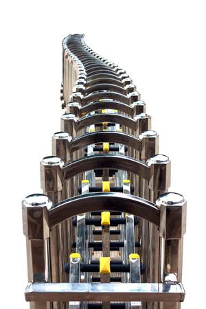 steel railings photo